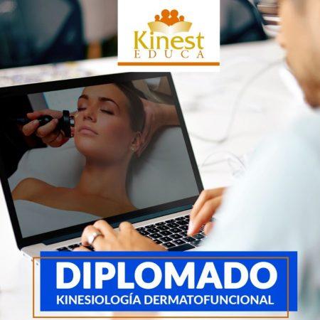 Diplomado Internacional en Kinesiologia Dermatofuncional online
