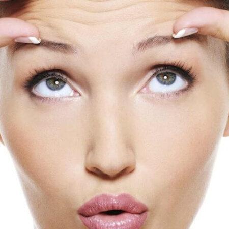 Rejuvenecimiento del tercio superior facial